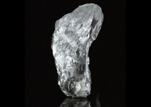 One of world's largest diamonds now in Dubai
