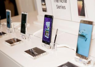 Samsung Gulf begins Note7 exchanges after device 'explosions'