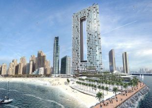 Construction work starts at Dubai's Address branded beachfront resort