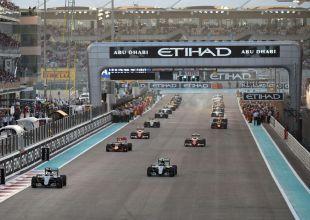 Abu Dhabi retains final F1 race for 2018