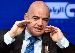 FIFA chief says pressure to remain on Qatar over World Cup workers