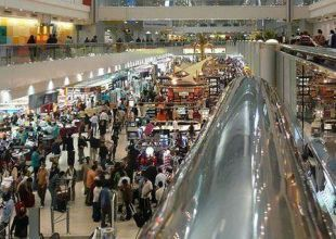 Dubai Airport sees record passenger traffic on New Year's Eve