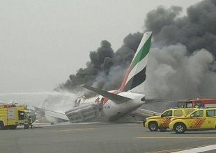 Emirates crash: Authorities release details of investigation, report due in one month
