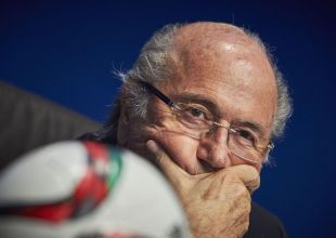 Asia backs embattled Blatter and endorses FIFA election