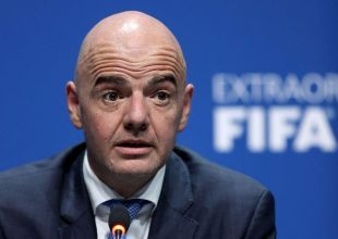 New FIFA boss confirms Qatar World Cup will go ahead