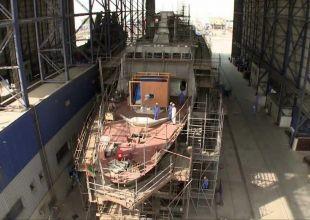 Abu Dhabi ship builder opens first floating dock