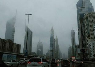 One accident every minute in Dubai during rain