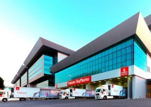 Emirates opens state-of-the-art pharma facility at Dubai Int'l