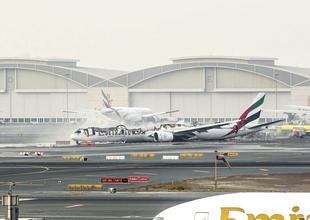 Dubai Int'l returns to normal operations after Emirates crash