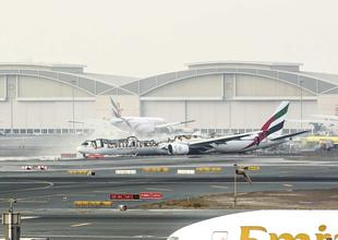 Dubai International Airport operating at 50% capacity - Griffiths