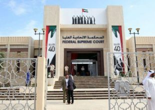 American woman held in Abu Dhabi for insulting the UAE