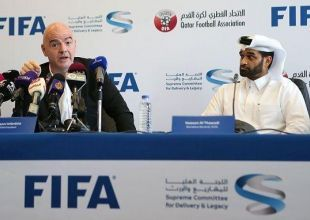 FIFA sets up worker welfare body for Qatar World Cup