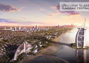 Dubai's $20bn Jumeirah Central to have 1.5km tunnel