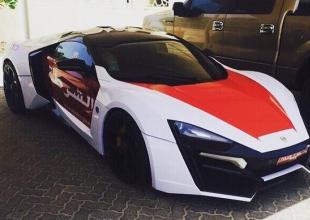 Revealed: Abu Dhabi Police's $3.4m 'robocop car'