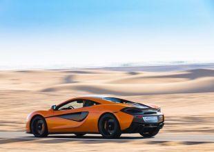 McLaren Automotive sees MidEast, Africa H1 sales jump by 70%