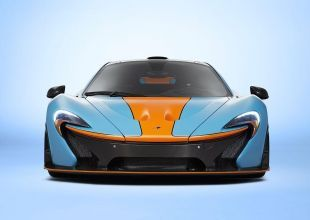 Selling speed: McLaren Automotive's MD Andreas Bareis