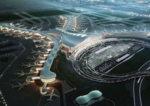 New $3bn Abu Dhabi airport building hits construction milestone