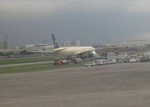 Saudia crew mistake leads to Manila plane hijacking 'false alarm'