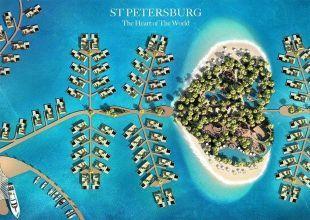 Dubai island aims to become MidEast's top honeymoon destination
