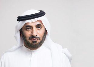 A changing landscape: Sultan Butti Bin Mejren