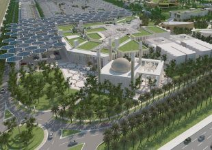 First families move into Dubai's $299m Sustainable City project