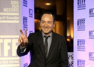 Middle East media freedoms a long game, says Kevin Spacey