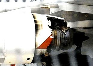 Airbus blowout traced to Rolls-Royce engine oil fire