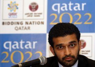 Qatar 2022 chief says 'no reason' to move World Cup