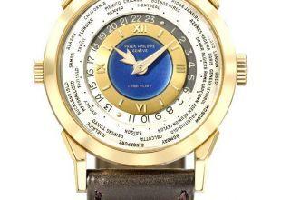Christie's sees 42% rise in luxury watch sales in Dubai