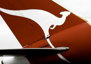 Qantas 747 returns to Sydney, A380s stay grounded