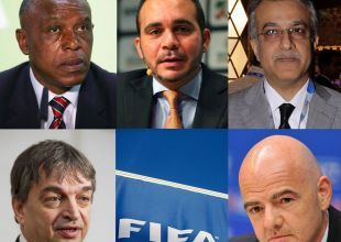 FIFA's top job: less gravy train, more treadmill
