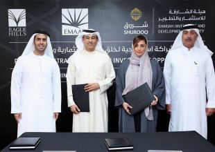 Shurooq, Emaar, Eagle Hills in new Sharjah real estate venture