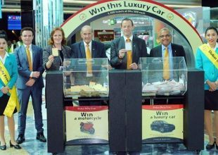 Expat wins $1m in Dubai Duty Free draw