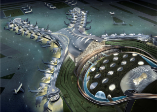 Abu Dhabi's new airport terminal opening delayed to 2019