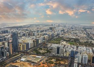 Abu Dhabi office rents fall as firms cut back on space