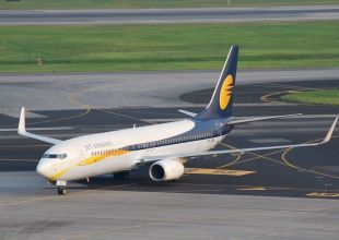 India's Jet Airways starts using UAE airspace to fly to Doha