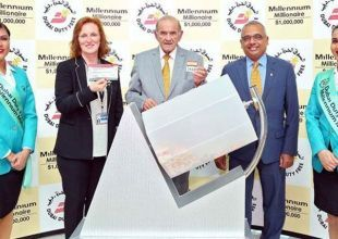 Expat sailor wins $1m in Dubai Duty Free draw