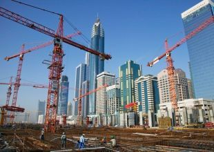 UAE construction companies are feeling the pain