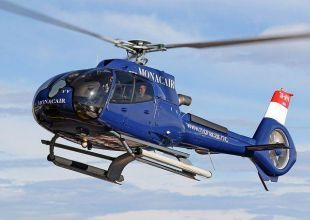 Qatar Airways adds helicopter option to new Nice flights