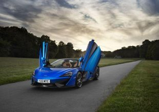 Bahrain-backed McLaren rolls out topless sports car to bolster electric push