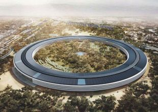 Dubai firm supplies record-breaking roof for Apple's $5bn campus