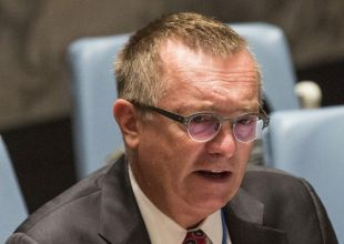 UN political chief in Kuwait to discuss Gulf crisis