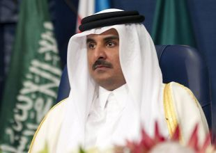 Qatar's ruler says ready for talks to resolve Gulf crisis