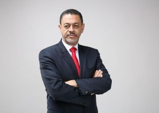 """""""The sky must be the limit"""" - Mastercard's Division President Khalid Elgibali"""