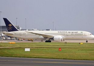 Saudia flight lands in Manchester after four hours of circling