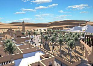 Cash injection revealed for new Sharjah desert resort