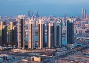 Average Abu Dhabi property prices fall 1% during Q1