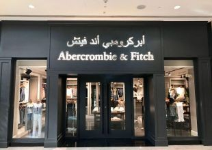 Abercrombie & Fitch Co. to open first store in Saudi Arabia