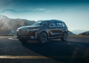 BMW goes big with three-row SUV monster to fund electric shift