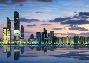 Rate of Abu Dhabi property price declines slows during H1